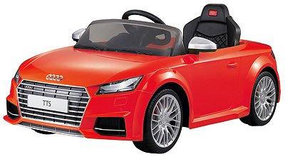 Audi TT/TTS 6V Electric Ride on car + Parental Remote (Red/White/Yellow) £99.99 @ thinkprice via eBay