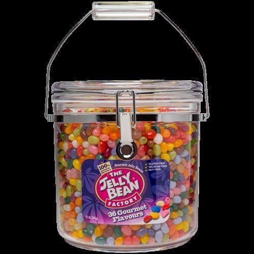 Jelly Bean Factory Mega Jar 4.2KG £30.39 @ AMAZON S&S