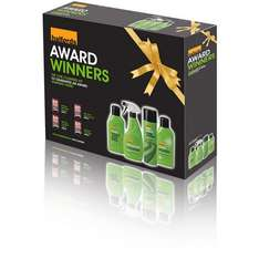 Halfords Car Cleaning Award Winners Kit Extra  ( 4 items) £6.00