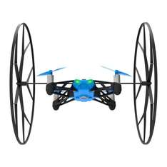 Parrot Blue Rolling Spider Mini Flying Drone Quadcopter on Scan black Friday Deals @ £19.98