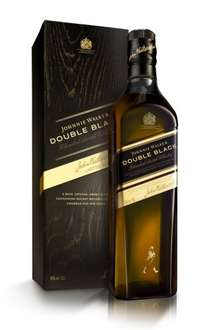 Johnnie Walker Double Black Label Blended Scotch Whisky, 70 cl - £25.99 @ Amazon