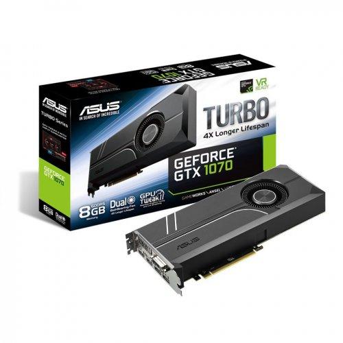 ASUS NVIDIA GeForce GTX 1070 Turbo 8 GB GDDR5 - £339.99 @ Amazon
