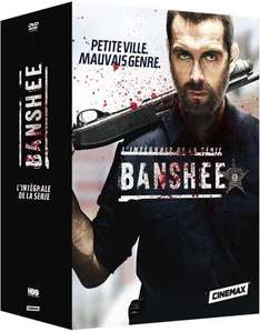 Banshee - The Complete Series DVD Boxset £22.15 including delivery @ Amazon France