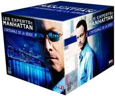 CSI: NY - The Complete Series 1-9 DVD Boxset £32.09 including delivery @ Amazon France