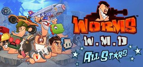 Worms W.M.D Steam £13.39