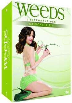 Weeds Complete Seasons 1-8 DVD Boxset £23.50 including delivery @ Amazon France.