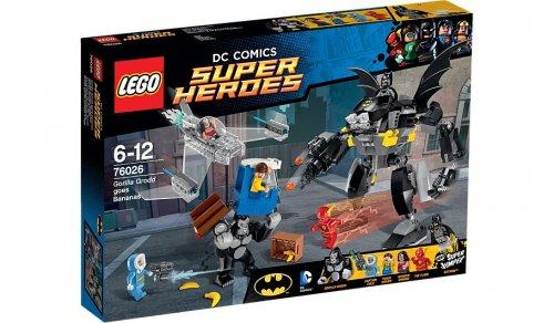 Lego Justice League Gorilla Grodd 76026 - £25 @ ASDA