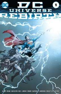 Comixology DC digital comics Buy One, Get One Free Sale with code DC16 (plus price drops on Amazon Kindle)