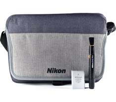 Nikon DSLR accessories kit - £7.99 @ PC World