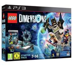 Lego Dimensions Starter Pack XBox 360 / PS3 - £34.99 @ Argos