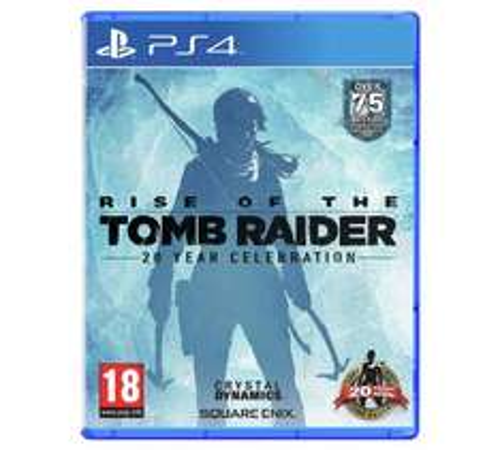 Tomb Raider 20th Anniversary PS4 Game - £28.99 @ Argos