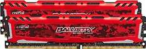 Crucial Ballistix Sport 32GB (16x2) DDR4 2400 - £115.90 @ Amazon