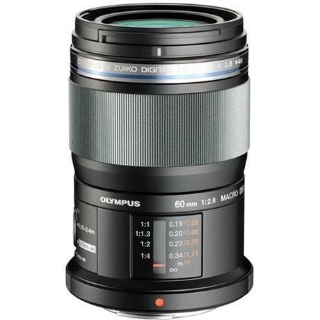 Olympus M.Zuiko 60mm f/2.8 Macro Lens £292 delivered (£217 after cashback) plus free Sandisk SD card @ Park Cameras
