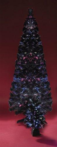 Black Classic Deluxe Fibre Optic  tree - £7.99 @ Studio