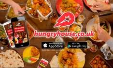 20% off today. Valid until midnight using the app @ HungryHouse
