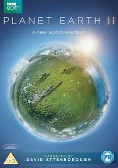 Planet Earth II dvd FREE with BBC Wildlife magazine 6 months subscription - £16.75 + TCB @ Buysubscriptions