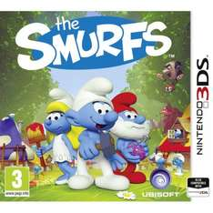 The Smurfs (Nintendo 3DS) £7.21+ £1.99 delivery @ Zavvi [with 10% off code: POWER10]