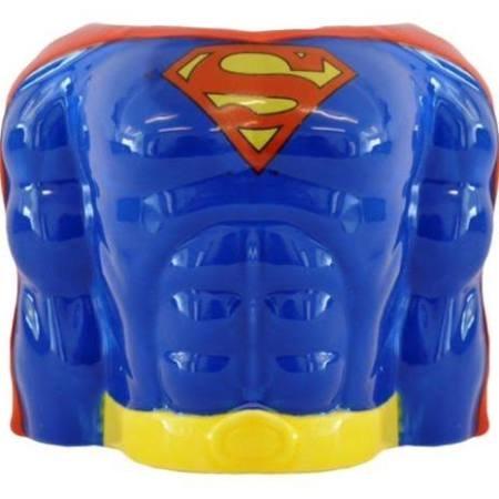 large Superman torso mug £2.40 (was £8) @ sainsburys