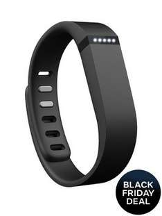 fitbit flex from very.co.uk black,blue or pink £37.99 free c&c plus quidco