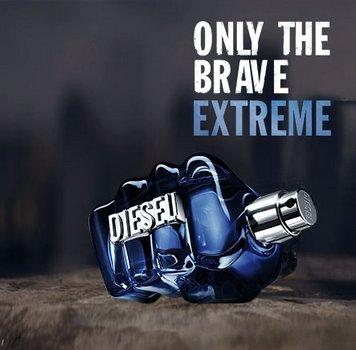 NEW Diesel, Only The Brave Extreme 50ML, £36.66 (£3.49 p&p = £40.15) @ Debenhams