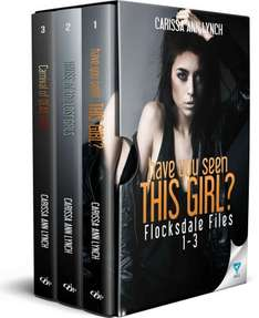 Save £7.51   -  On This Superb Thriller Box Set  -  Carissa Ann Lynch - Flocksdale Files Series: Books 1-3 Kindle Edition  - Free Download @ Amazon