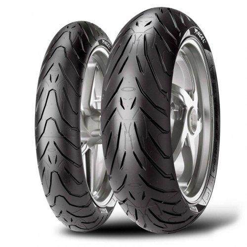 Pirelli angel St tyre pair 120/70/17 and 18/55/17 pair at demon tweeks £159.44