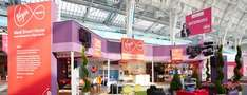 Virgin Media Broadband price-matching deals at Ideal Home Show