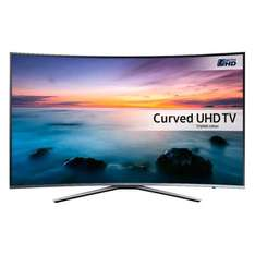 "Samsung UE55KU6500 55"" 4K curved with 5 years warranty £749.99 @ Sonic Direct"
