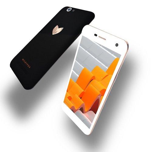 Wileyfox Spark+ 4G Dual SIM-Free Smartphone - Black Amazon £85