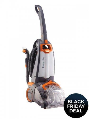 Vax W90-RU-B 900W Rapide Ultra Carpet WasherWas £249.99 Now £79.00 @Very + £3.99 delivery