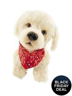 Georgie interactive puppy @VERY £47.50