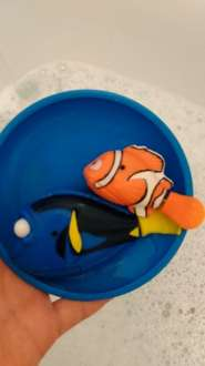 Nemo /dory  and other robo fish reduced to 1.99 in-store Morrison's