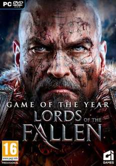 Lords of the Fallen: Game of the Year Edition (Steam) £4.72 @ IndieGala (Includes Free Game / £4.79 Direct From Steam)