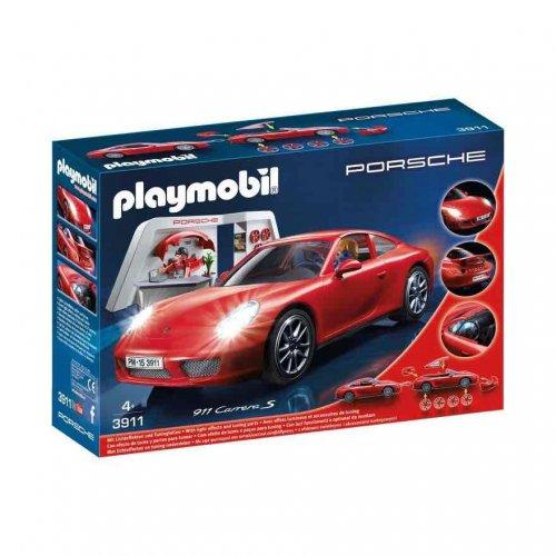 Playmobil Porsche 911 Carrera S 3911 £23.99 with code @Smyths instore