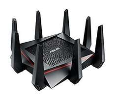 ASUS RT-AC5300 Tri-Band 4 x 4 Gigabit Wireless Gaming Router @ Amazon £297.49