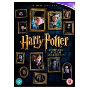 Harry Potter complete set dvd films £19.99 instore @ Waitrose