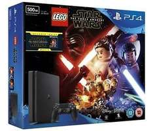 Lego starwars playstation 4 ps4 console its back £189 @ ShopTo/Ebay