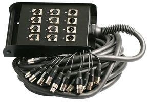 Pulse 40m multicore XLR stage box £87.17 CPC