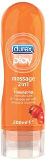 Durex Play Massage 2-in-1 Stimulating Lube 200ml (open box) £4.33 @ Amazon Warehouse Deal