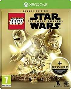 Lego Star Wars Deluxe Edition £25.99 from Amazon