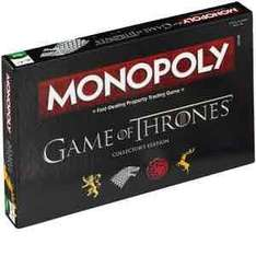 Monopoly Game of Thrones (Collectors Edition) £13.59 @ Iwantoneofthose