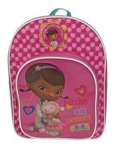 kids backpack sale plus buy on get second half price starting at £1.95 @ Character.com (£2.95 del on orders upto £9.99)