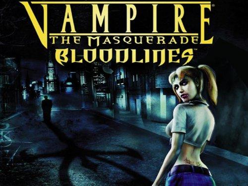 VAMPIRE:THE MASQUERADE - BLOODLINES £3.99 GoG