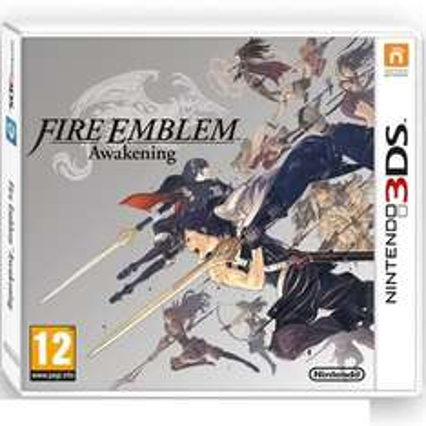 Fire Emblem: Awakening 3DS £22 used @ CeX