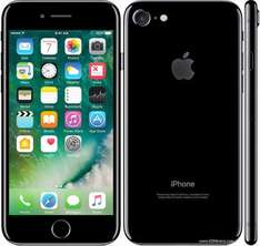 iPhone 7 32GB - 3GB Data on O2 - £31.50 a month with £100 upfront