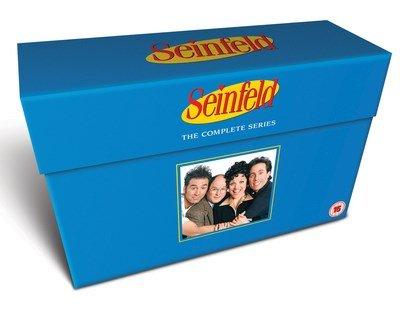 Seinfeld - Complete(1-9 Seasons) DVD Box set at ZOOM -  £24.03