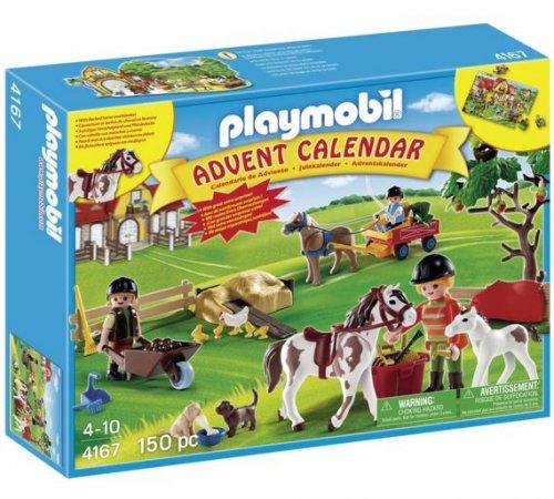Playmobil 4167 Pony Advent Calendar £8.99 ARGOS
