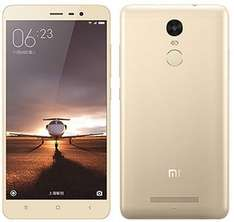 """Xiaomi Redmi Note 3 Pro-5.5"""" FHD Snapdragon 650, 3GB 4000mah - Gold Band20/Kate/Global/Special Edition- £128 @ AliExress/XiaomiOnlineStore £15 Quidco Cashback"""