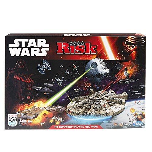 Risk: Star Wars Edition Game LOWEST ever price £13.99 prime / £18.74 non prime (normally £34.99) @ Amazon