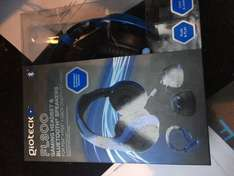 Half price gioteck fl300 Bluetooth gaming headset - scanning at £13.50 @ Tesco instore / Online